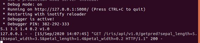 Тестируем наш API в консоли